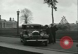 Image of Henry Ford and Andre Citroen Dearborn Michigan USA, 1930, second 43 stock footage video 65675022483