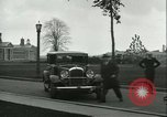 Image of Henry Ford and Andre Citroen Dearborn Michigan USA, 1930, second 46 stock footage video 65675022483