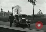 Image of Henry Ford and Andre Citroen Dearborn Michigan USA, 1930, second 48 stock footage video 65675022483