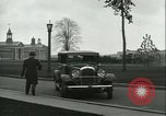 Image of Henry Ford and Andre Citroen Dearborn Michigan USA, 1930, second 49 stock footage video 65675022483