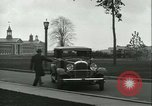 Image of Henry Ford and Andre Citroen Dearborn Michigan USA, 1930, second 50 stock footage video 65675022483