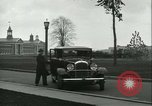 Image of Henry Ford and Andre Citroen Dearborn Michigan USA, 1930, second 51 stock footage video 65675022483