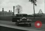 Image of Henry Ford and Andre Citroen Dearborn Michigan USA, 1930, second 54 stock footage video 65675022483