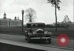 Image of Henry Ford and Andre Citroen Dearborn Michigan USA, 1930, second 58 stock footage video 65675022483