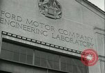 Image of Henry Ford Dearborn Michigan USA, 1930, second 27 stock footage video 65675022484