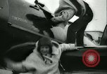 Image of Charles Augustus Lindbergh and Mrs Lindbergh United States USA, 1933, second 12 stock footage video 65675022489