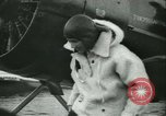 Image of Charles Augustus Lindbergh and Mrs Lindbergh United States USA, 1933, second 15 stock footage video 65675022489