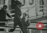 Image of Charles Augustus Lindbergh and Mrs Lindbergh United States USA, 1933, second 25 stock footage video 65675022489