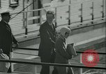 Image of Charles Augustus Lindbergh and Mrs Lindbergh United States USA, 1933, second 26 stock footage video 65675022489