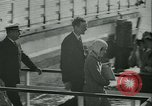 Image of Charles Augustus Lindbergh and Mrs Lindbergh United States USA, 1933, second 27 stock footage video 65675022489