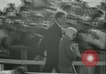 Image of Charles Augustus Lindbergh and Mrs Lindbergh United States USA, 1933, second 29 stock footage video 65675022489