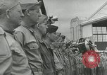 Image of Men of 111th and 154th Observation Squadron Galveston Texas USA, 1941, second 5 stock footage video 65675022503