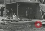 Image of Aircraft gasoline tank test Maryland United States USA, 1941, second 16 stock footage video 65675022506
