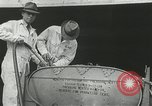 Image of Aircraft gasoline tank test Maryland United States USA, 1941, second 29 stock footage video 65675022506