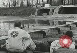 Image of Aircraft gasoline tank test Maryland United States USA, 1941, second 30 stock footage video 65675022506