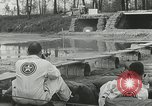 Image of Aircraft gasoline tank test Maryland United States USA, 1941, second 31 stock footage video 65675022506