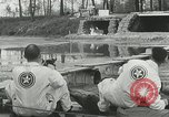 Image of Aircraft gasoline tank test Maryland United States USA, 1941, second 33 stock footage video 65675022506