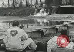 Image of Aircraft gasoline tank test Maryland United States USA, 1941, second 37 stock footage video 65675022506