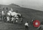 Image of gliders in flight Germany, 1931, second 13 stock footage video 65675022514