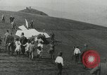 Image of gliders in flight Germany, 1931, second 43 stock footage video 65675022514
