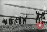 Image of gliders in flight Germany, 1931, second 56 stock footage video 65675022514