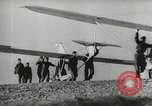 Image of gliders in flight Germany, 1931, second 57 stock footage video 65675022514