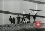Image of gliders in flight Germany, 1931, second 59 stock footage video 65675022514