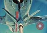 Image of Convair B-58 aircraft United States USA, 1956, second 53 stock footage video 65675022538