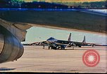 Image of Boeing B-47 Stratojet bomber MacDill Air Force Base Florida USA, 1954, second 1 stock footage video 65675022541