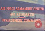 Image of Boeing B-47 Stratojet bomber MacDill Air Force Base Florida USA, 1954, second 11 stock footage video 65675022541