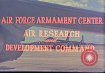 Image of Boeing B-47 Stratojet bomber MacDill Air Force Base Florida USA, 1954, second 12 stock footage video 65675022541