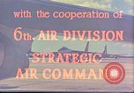 Image of Boeing B-47 Stratojet bomber MacDill Air Force Base Florida USA, 1954, second 19 stock footage video 65675022541