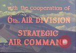 Image of Boeing B-47 Stratojet bomber MacDill Air Force Base Florida USA, 1954, second 26 stock footage video 65675022541