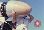Image of Boeing B-47 Stratojet bomber Eglin Air Force Base Okaloosa County Florida USA, 1954, second 3 stock footage video 65675022542