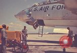 Image of Colonel Michael N W McCoy Pinecastle Air Force Base Florida USA, 1957, second 9 stock footage video 65675022550