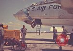 Image of Colonel Michael N W McCoy Pinecastle Air Force Base Florida USA, 1957, second 10 stock footage video 65675022550