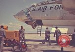 Image of Colonel Michael N W McCoy Pinecastle Air Force Base Florida USA, 1957, second 11 stock footage video 65675022550