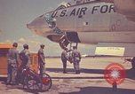 Image of Colonel Michael N W McCoy Pinecastle Air Force Base Florida USA, 1957, second 16 stock footage video 65675022550
