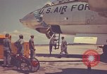 Image of Colonel Michael N W McCoy Pinecastle Air Force Base Florida USA, 1957, second 18 stock footage video 65675022550