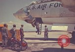 Image of Colonel Michael N W McCoy Pinecastle Air Force Base Florida USA, 1957, second 19 stock footage video 65675022550