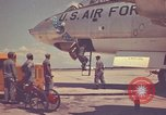 Image of Colonel Michael N W McCoy Pinecastle Air Force Base Florida USA, 1957, second 20 stock footage video 65675022550