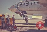 Image of Colonel Michael N W McCoy Pinecastle Air Force Base Florida USA, 1957, second 21 stock footage video 65675022550