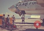 Image of Colonel Michael N W McCoy Pinecastle Air Force Base Florida USA, 1957, second 23 stock footage video 65675022550