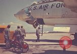 Image of Colonel Michael N W McCoy Pinecastle Air Force Base Florida USA, 1957, second 24 stock footage video 65675022550