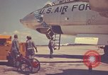 Image of Colonel Michael N W McCoy Pinecastle Air Force Base Florida USA, 1957, second 25 stock footage video 65675022550