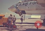 Image of Colonel Michael N W McCoy Pinecastle Air Force Base Florida USA, 1957, second 26 stock footage video 65675022550