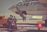 Image of Colonel Michael N W McCoy Pinecastle Air Force Base Florida USA, 1957, second 27 stock footage video 65675022550