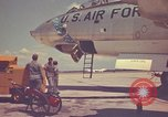 Image of Colonel Michael N W McCoy Pinecastle Air Force Base Florida USA, 1957, second 32 stock footage video 65675022550