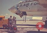 Image of Colonel Michael N W McCoy Pinecastle Air Force Base Florida USA, 1957, second 33 stock footage video 65675022550