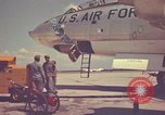 Image of Colonel Michael N W McCoy Pinecastle Air Force Base Florida USA, 1957, second 36 stock footage video 65675022550